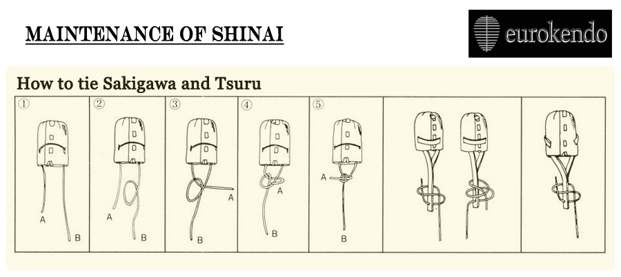 Maintenance of shinai